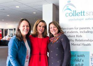 Collett Smart Psychologist and Kids Light Up Books by Wendy Mason & Lisa Maravelis